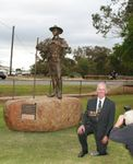 Grandson of Brigadier Potts : 06-May-2007 (Wendy Thorn Photography)