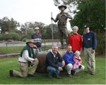 Brigadier Potts Memorial Committee : 06-May-2007 (Wendy Thorn Photography)
