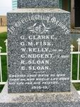 Bungarby War Memorial : 17-October-2011