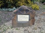 Bushfire Memorial Inscription : October 2013
