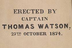 Watson Inscription : 05-October-2014