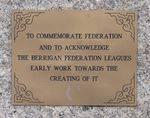 Centenary of Federation : 16-May-2013