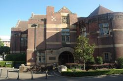 John Woolley Building: 26-March-2016