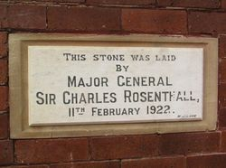 Foundation Stone : 26-May-2015