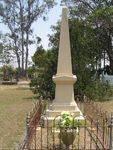 Charles Coxen Grave