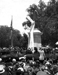21-December-1916 : Unveiling : State Library of South Australia - PRG-280-1-18-318