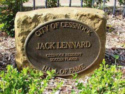 Jack Lennard : 26-May-2015