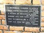 Clybucca Memorial Garden Insc 3