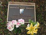 Clybucca Memorial Garden Memorial Plaque
