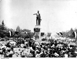 27-November-1906 : Unveiling : State Library of South Australia - PRG-280-1-13-358