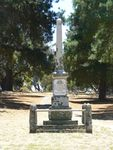 Concongella War Memorial : 30-December-2012
