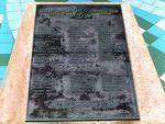 Coolangatta AHS Centaur Memorial  Plaque