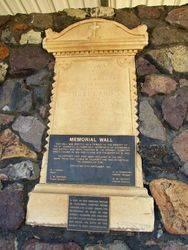 Coonamble Cemetery Memorial Wall | Monument Australia