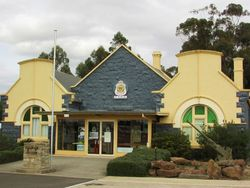 Lara RSL (Former Shire Hall ) : 16-April-2015