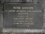 Country Women`s Association : 05-December-2011