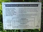 Deep Rock Life Saving Club Memorial : 28-September-2012