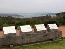 Lookout Plaques : 10-January-2015