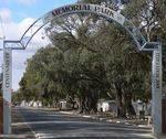 Deniliquin Memorial Park : 13-June-2013