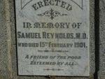 Dr Samuel Reynolds