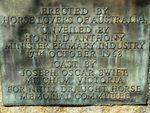 Draught Horse memorial