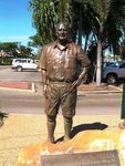 Durie Statue Cultured Pearl Memorial