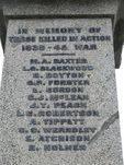 Edenhope War Memorial : 01-November-2011