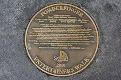 Powderfinger 2010 : September-2014