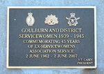 Ex-Service Women`s Association : 13-October-2012