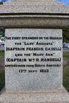 Explorers Memorial : 20-September-2012