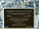 Fairbridge Remembrance Drive Fairbridge Farm History