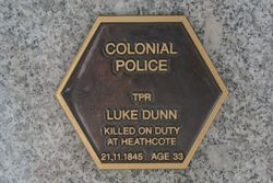 Colonial Plaque 1 : 13-April-2015