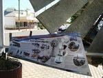 Federation Rotunda Information Board 1
