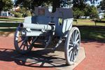 06-May-2012 : Gun at original location (Roger Johnson)
