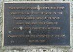 First Christian Worship : 16-September-2012
