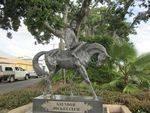 Gayndah Derby Statue : 17-07-2012