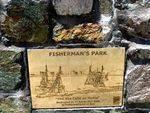 Fishermans Park Plaque