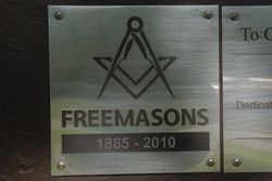 Fremasons Logo : 24-May-2015