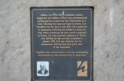 Cox Plaque: 19- September-2015