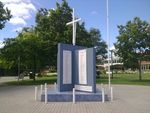 Glenorchy War Memorial : 10-January-2013