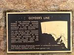 Goyders Line Memorial