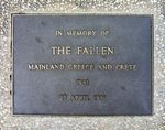 Greece & Crete Fallen : 2-April-2011