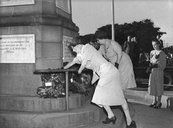 1950s :ANZAC Day (State Library of New South Wales)