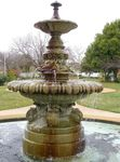 Hankinson Fountain : 04-August-2014