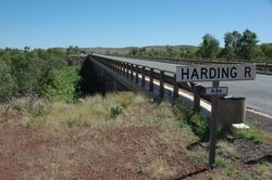 Harding River Bridge: 07-August-2015