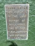 Holy Trinity Right Inscription: 27-09-2013