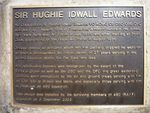 Hughie Edwards : 25-January-2011