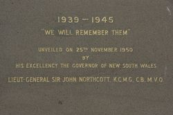 WW2 Inscription : 22- October-2014