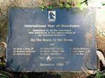 International Year of Volunteers : 29-November-2011