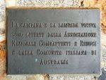 Italian National Ossario : 20-September-2012