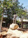 Jack Jugarie Statue 3